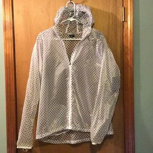 Nike Cyclone Vapor Women's Running Jacket XL White